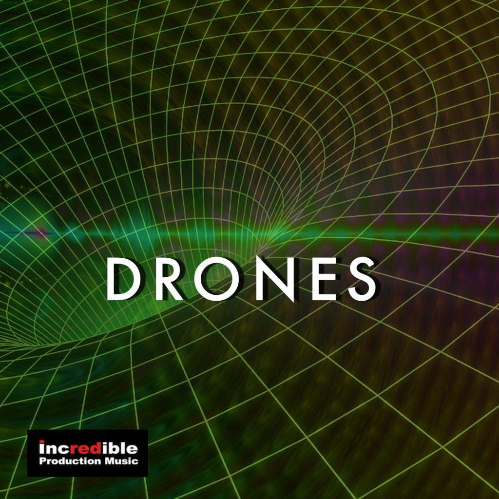 NEW DRONES